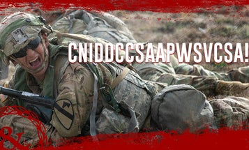 We found it, folks: The worst military acronym ever conceived