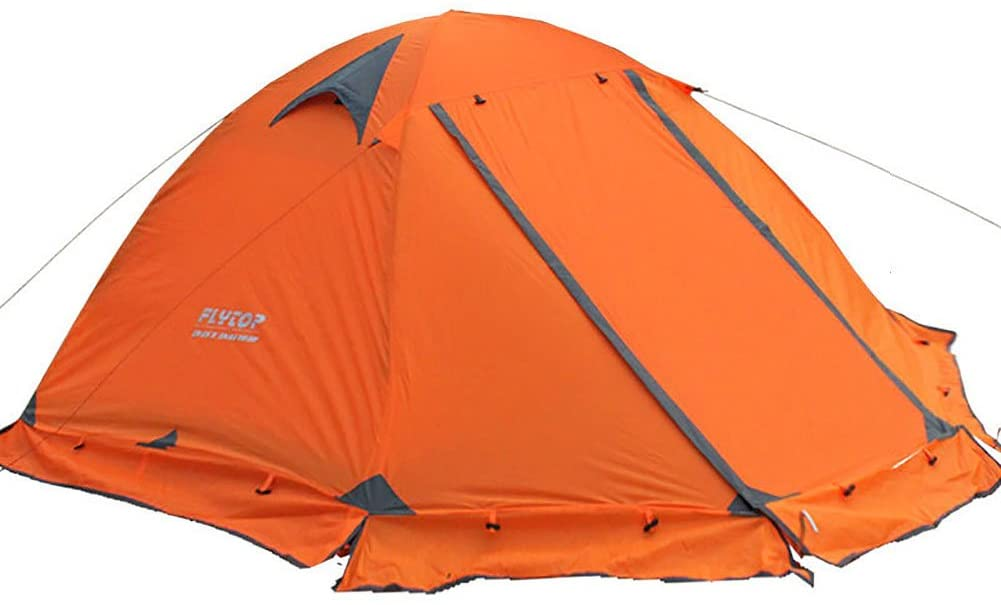 Flytop 4-Season 2-person Double Layer Backpacking Tent