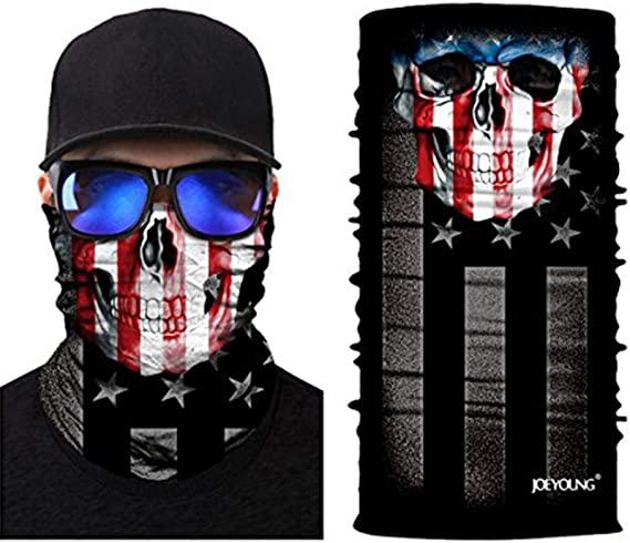 Joeyoung 3D Face Sun Mask