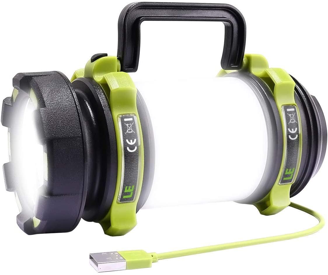 LE LED Camping Lantern Flashlight