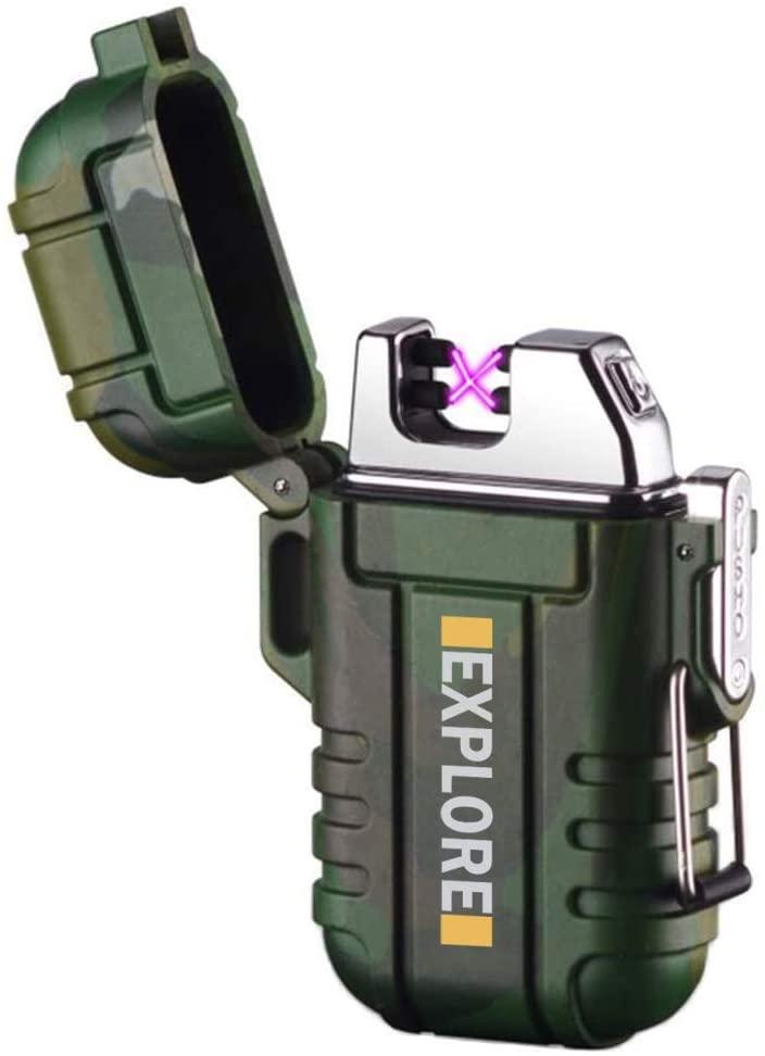 Lcfun Outdoor Windproof Lighter