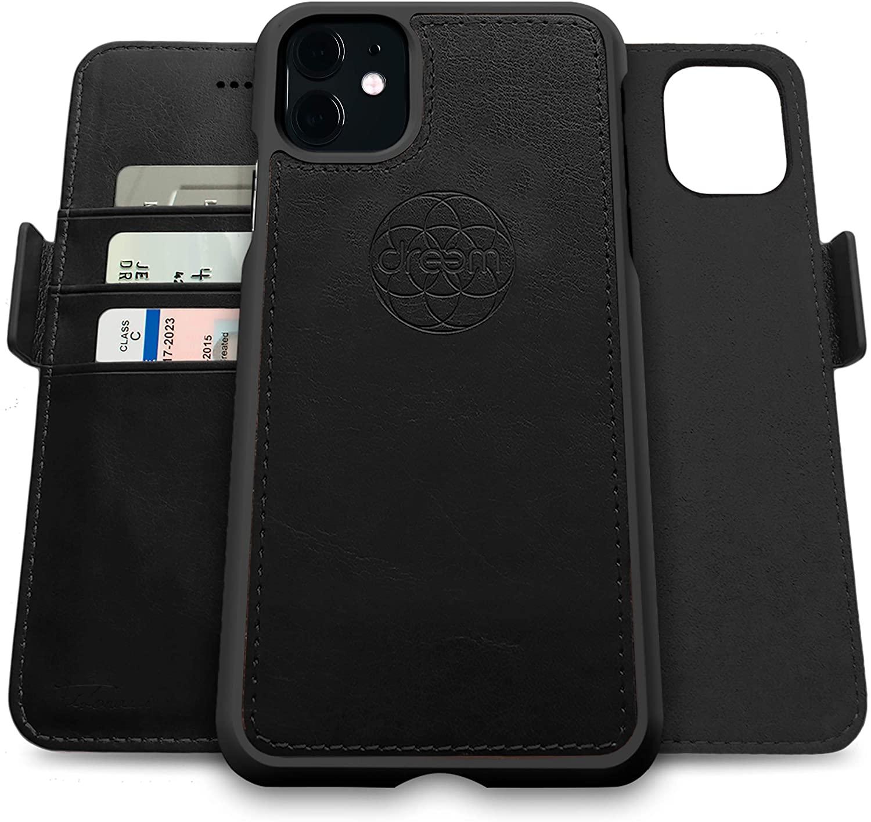Dreem Fibonacci 2-in-1 Wallet Case for iPhone