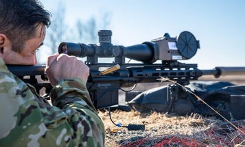 Here's your first look at the Army's futuristic new sniper scope in action