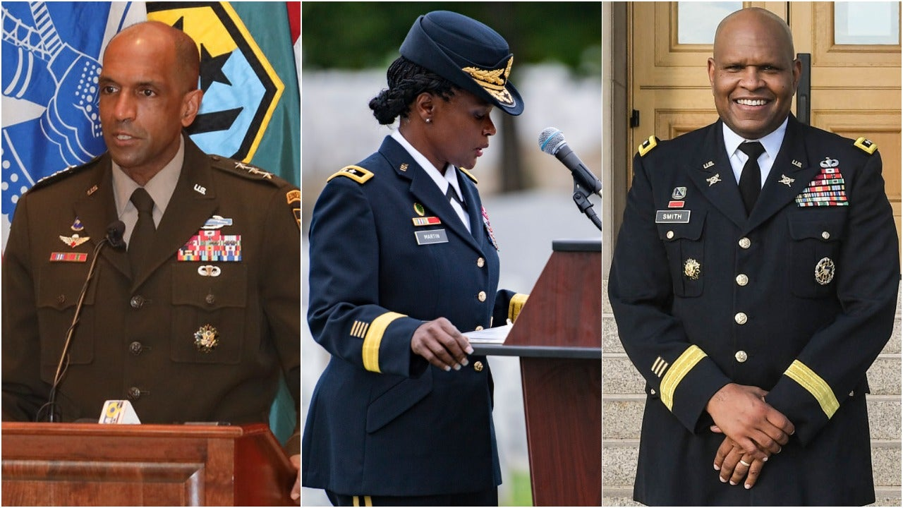 'I serve as an example of what is possible' — Top-ranking Black Army leaders reflect on their battles with racism