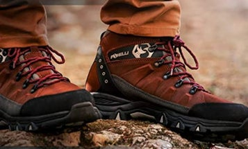 Get a grip with the best hiking boots