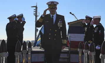 Read the emails that reveal how Capt. Brett Crozier fought both COVID-19 and the Navy
