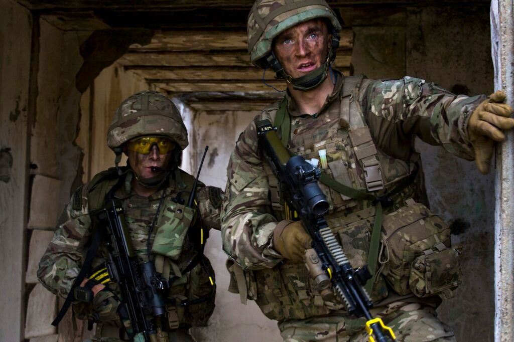 'Royal Marines… Beer with lunch' — These are the foreign militaries that US troops love to train with