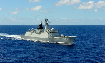 China is giving the US Navy a case of ship envy in the Pacific