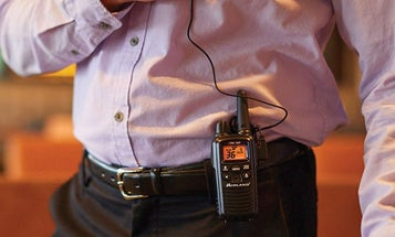 Maintain solid comms with the best two-way radios