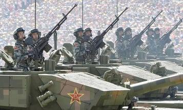 The United States risks getting into another Cold War with China