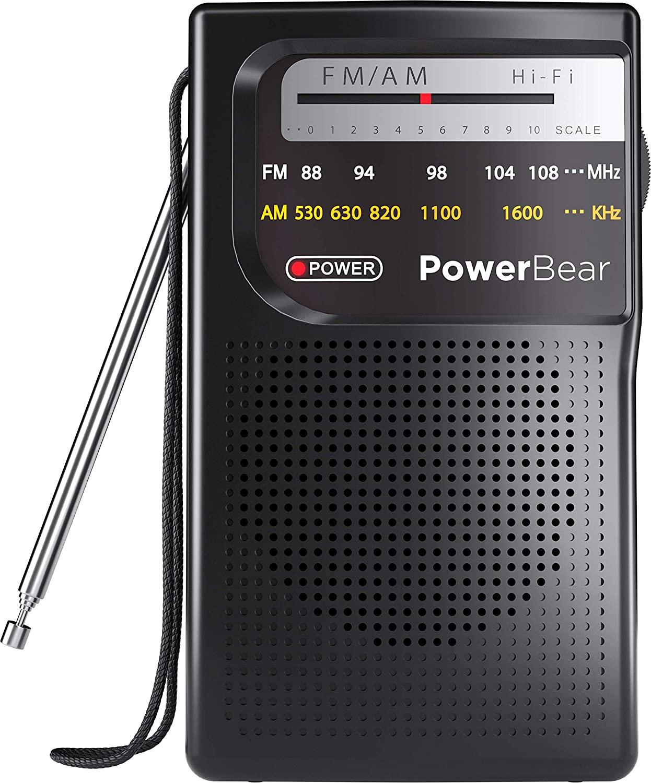 2-PowerBear portable radio