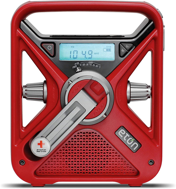 5-Eton American Red Cross NOAA weather radio