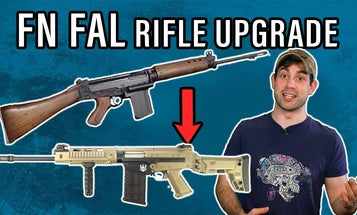 The FN FAL: A classic rifle gets a massive upgrade