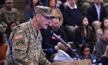 This soldier almost died by suicide. Now he's telling his story in hopes of saving someone else