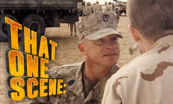 The most relatable moment in 'Generation Kill' had nothing to do with combat