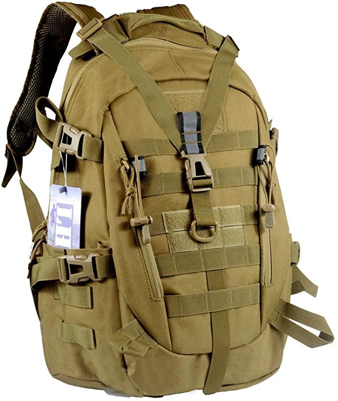 LHI Military Tactical BugOut Bag