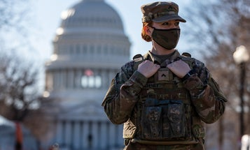 Constant mobilizations may be pushing the National Guard to the brink