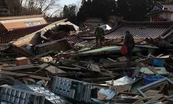 What it was like for Marines responding to one of the worst nuclear disasters in history