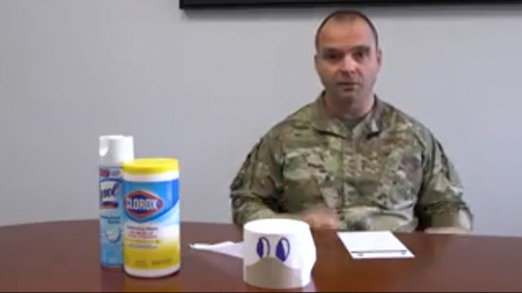 The implausibly heartwarming story of how toilet paper became an Air Force base mascot