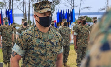 'I reacted on instinct' — How a Marine rescued a child from drowning in a brutal rip current