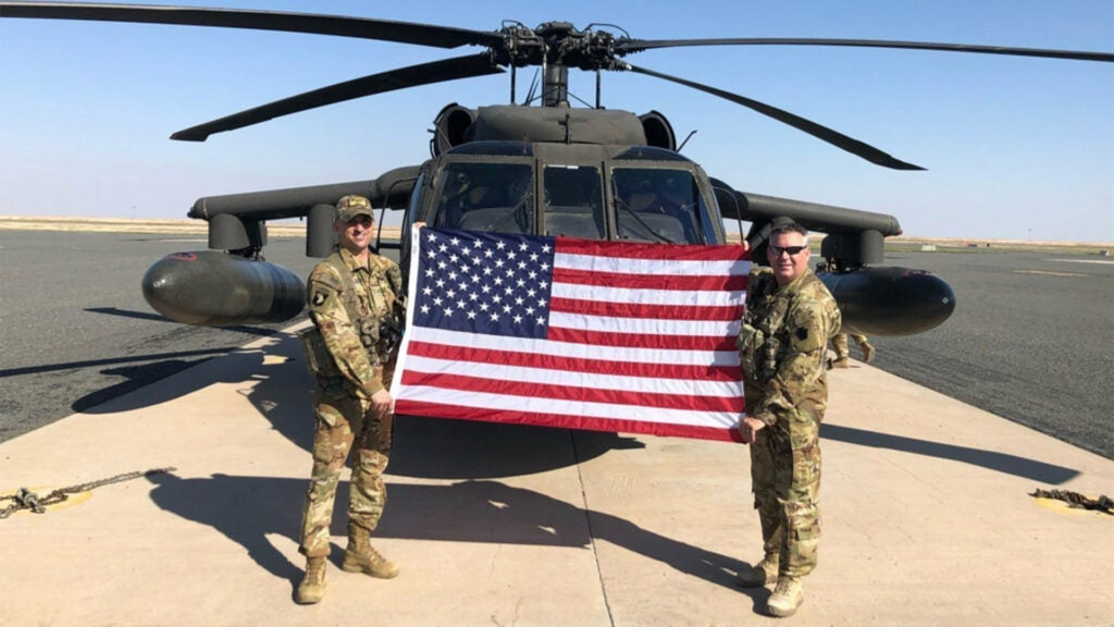 Same sh*t, different decade: the War on Terror just won't end for these 2 Army pilots