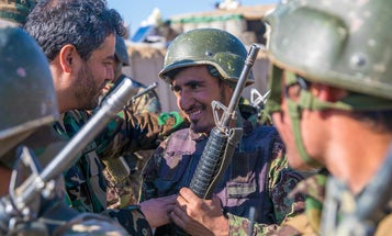 $88 billion and 20 years later, the Afghan security forces are still no match for the Taliban