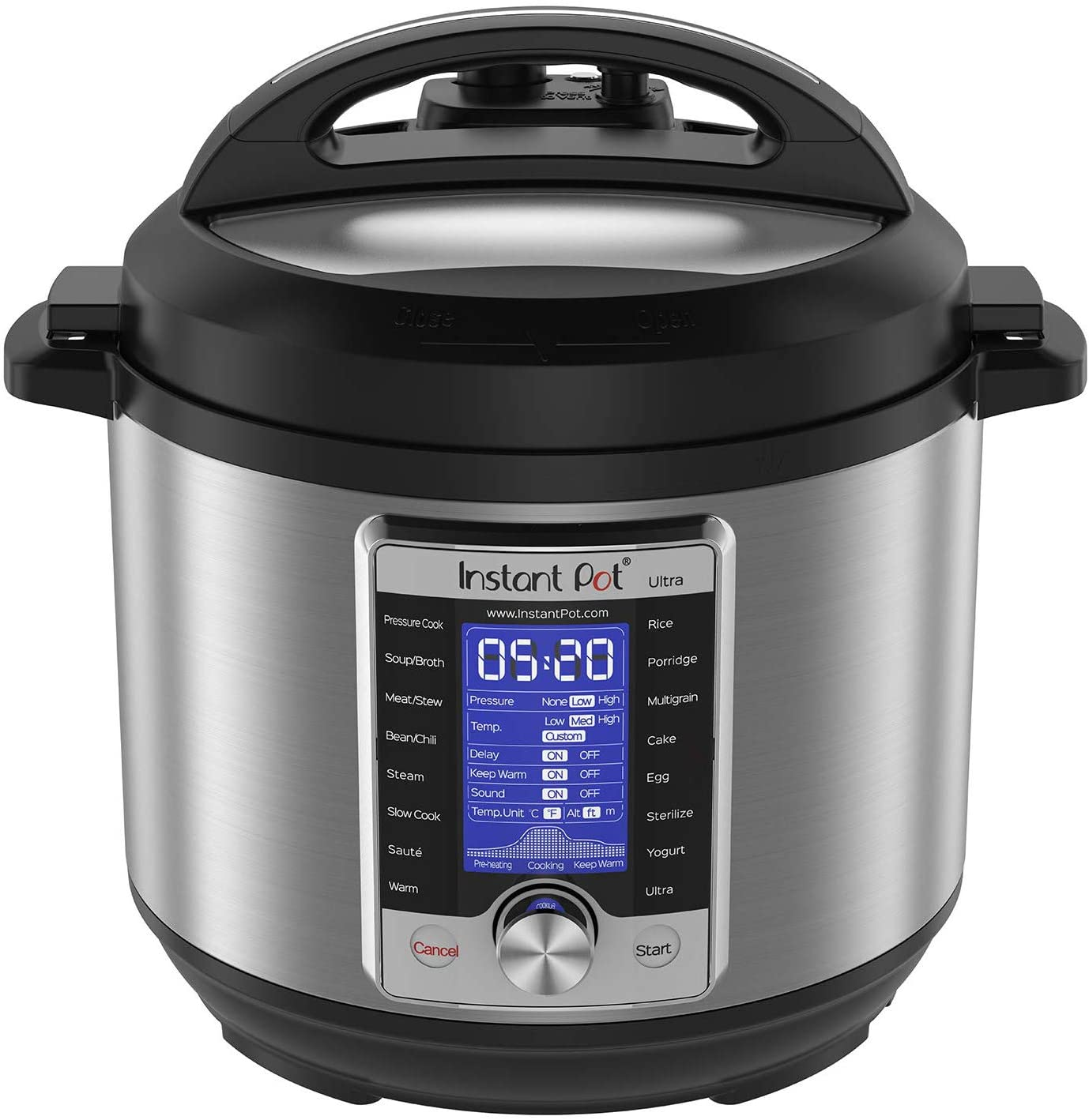 Instant Pot Electric Slow Cooker