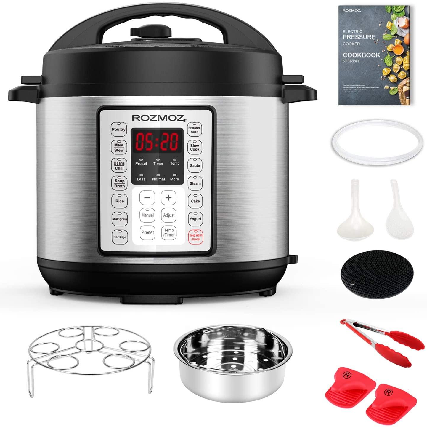 Rozmoz electric pressure cooker