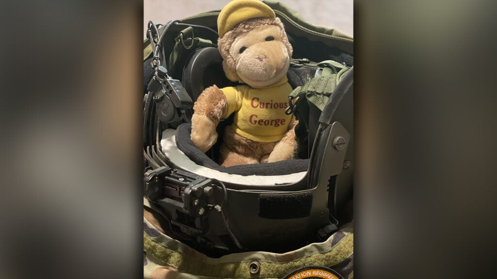 Meet the flying stuffed animals military pilots will never leave behind