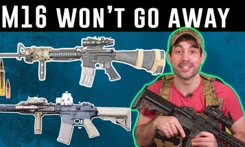 Why the M16 rifle refuses to go away
