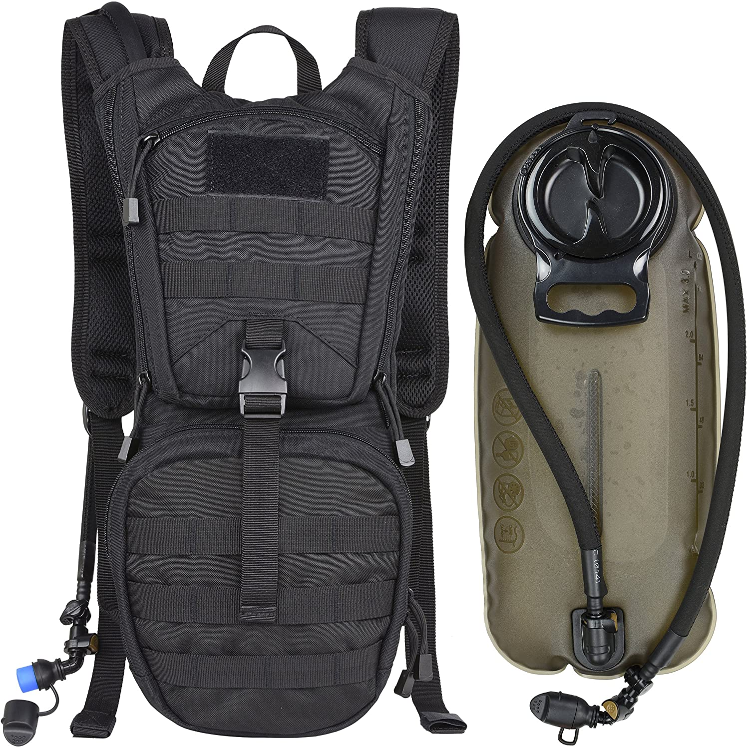 Marchway Tactical Molle Hydration Pack