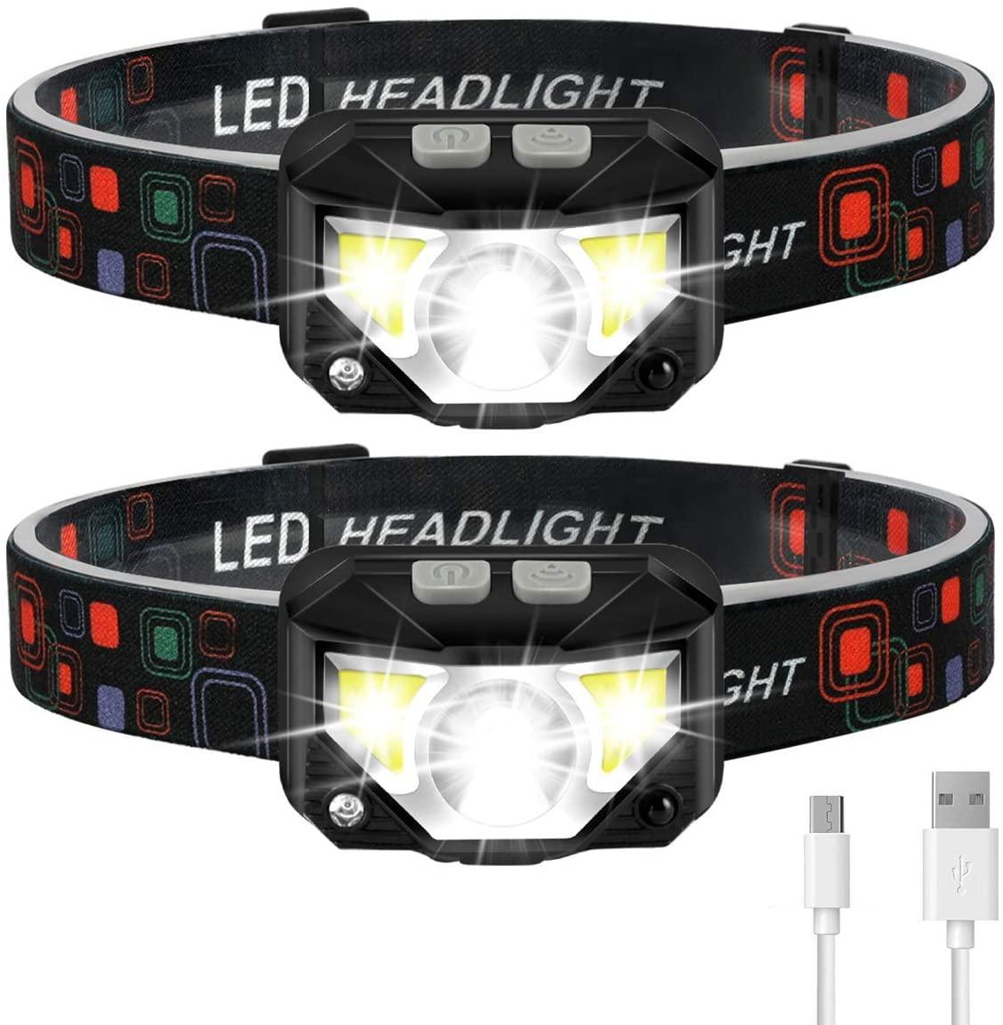 LHKNL Waterproof Headlamp