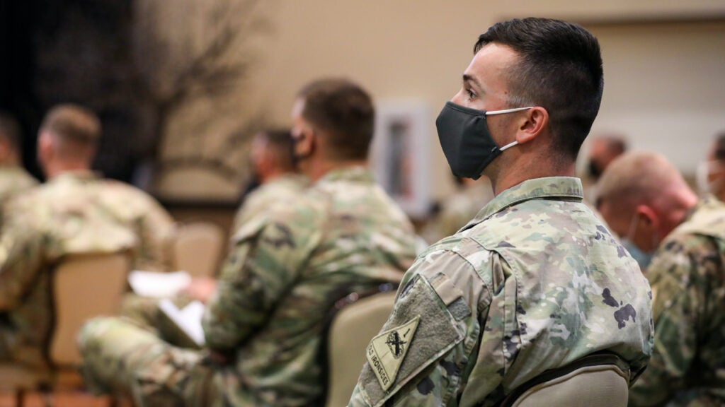 What it's really like inside one of the military's 'extremism stand-downs'