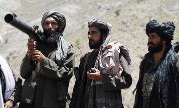 Taliban threatens to attack US troops if they're not gone by May 1