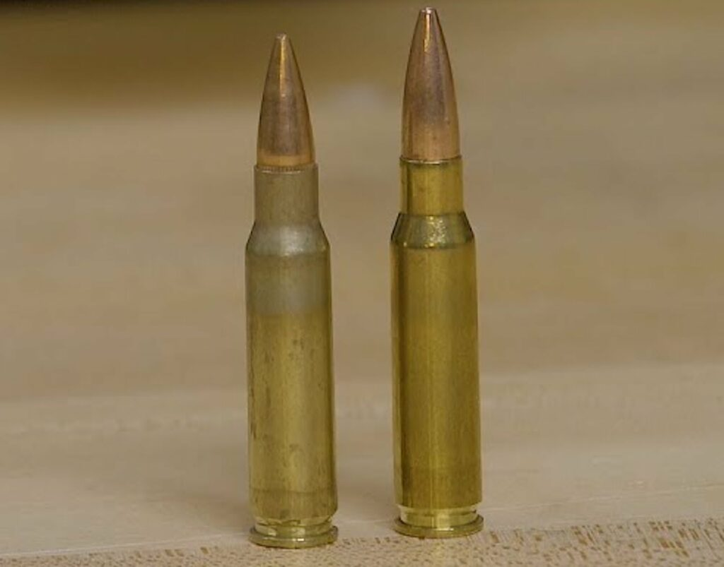 7.62 NATO vs .308 Winchester ammo: What's the difference?