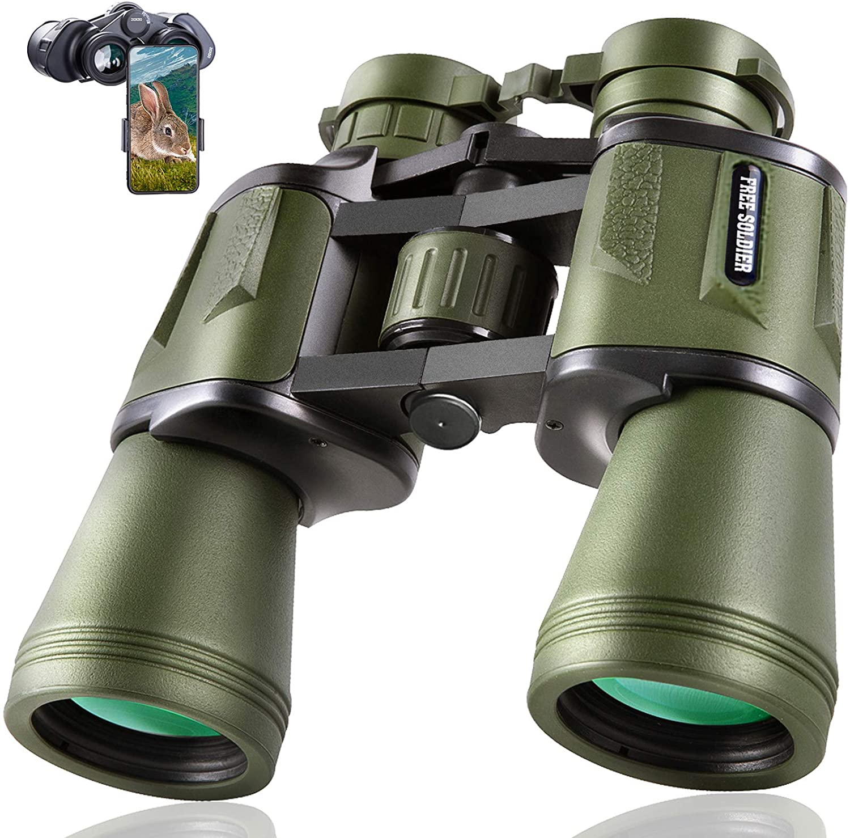 Free Soldier 20x50 Hunting Binoculars