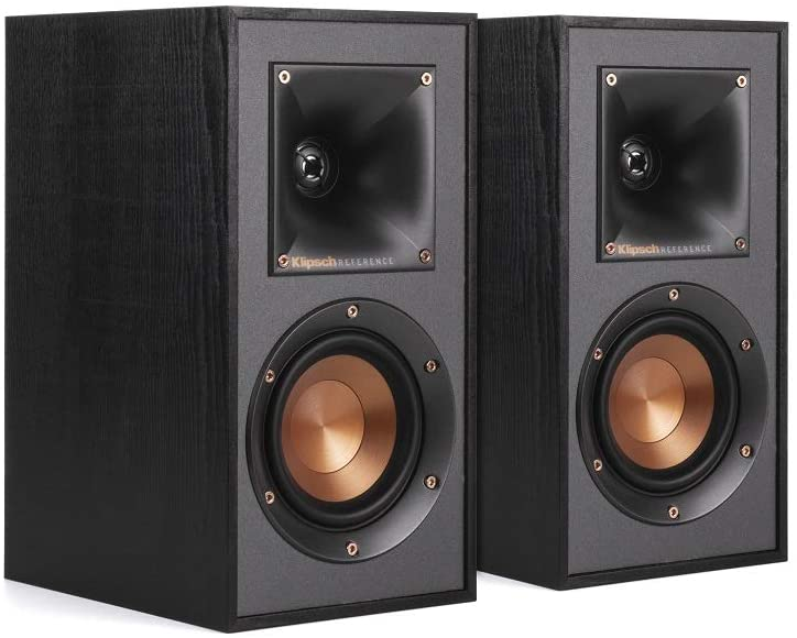 Klipsch R-41M Bookshelf Home Speaker Set