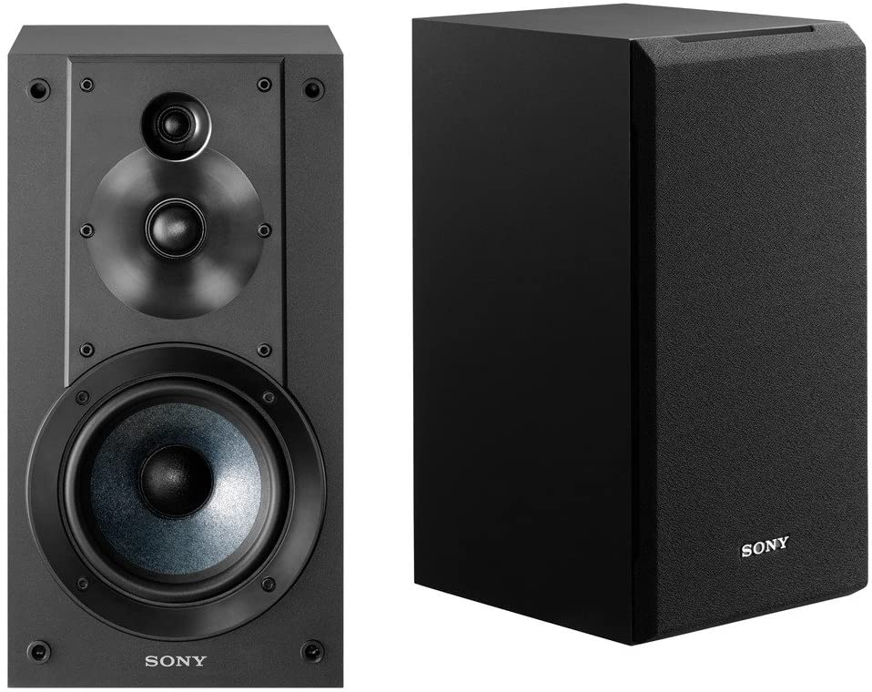 Sony SSCS5 3-Way Bookshelf Speaker System