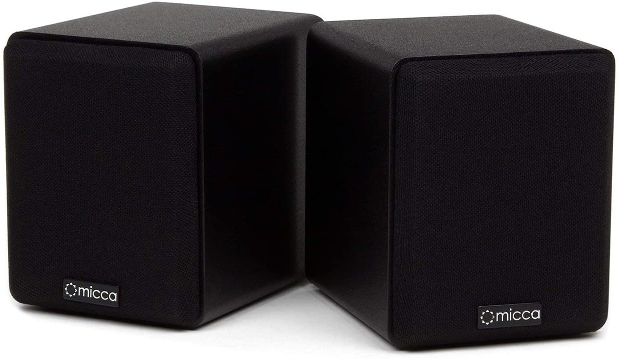 Micca COVO-S 2-Way Bookshelf Speakers