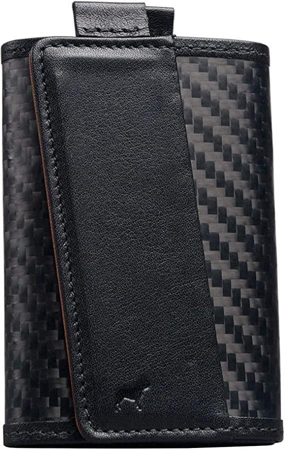 The Frenchie Co. Carbon Fiber Speed Wallet