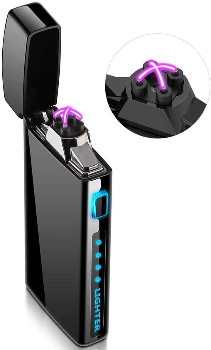 Sipoe Windproof Plasma Lighter