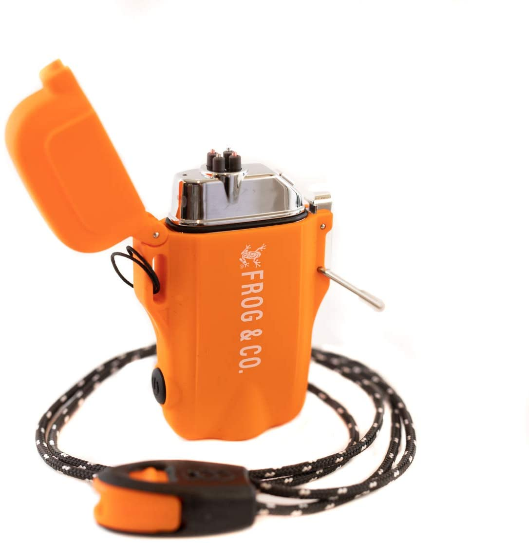 Survival Frog Tough Tesla Lighter