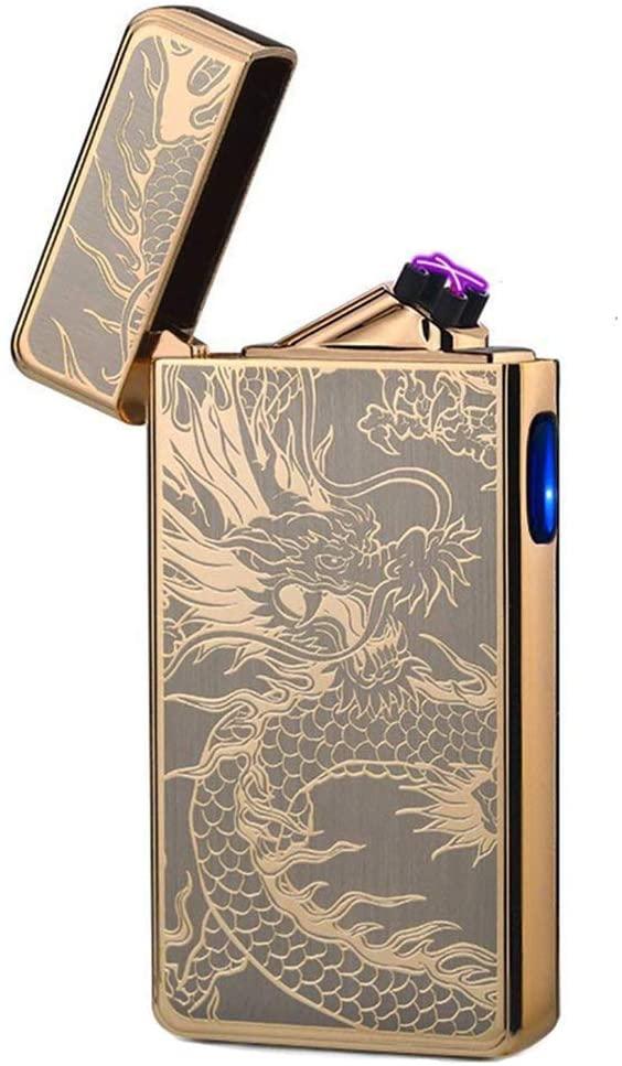 Lcfun Dual Arc Plasma Lighter