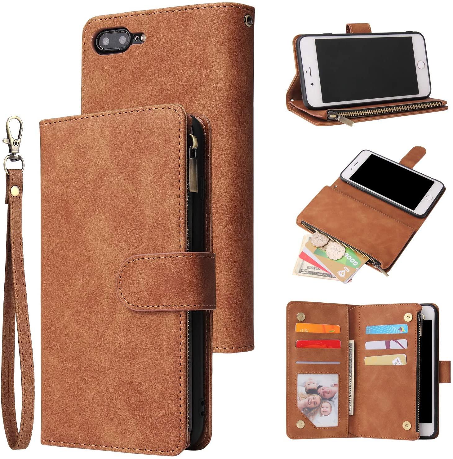 Ueebai Wallet Case for iPhone