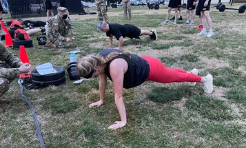 I took the Army Combat Fitness Test. Here's what I learned