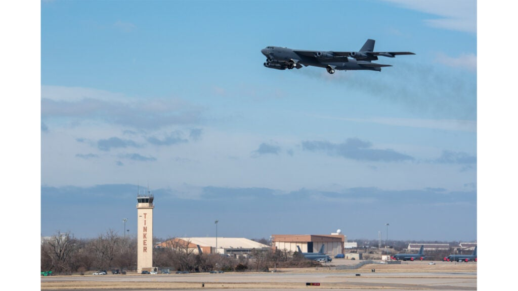 'Wise Guy' flies again — How the Air Force got a 60-year-old B-52 back up and running