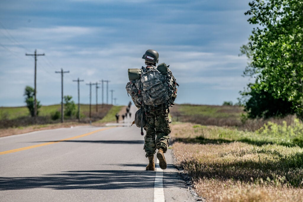 Multiple Army instructors suspended over alleged sexual assault of a trainee at Fort Sill