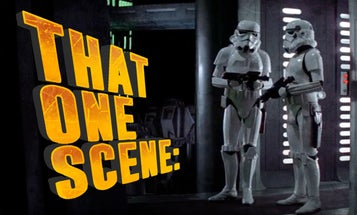 'Star Wars' shows what guard duty is really like