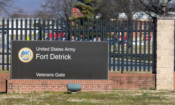 Shooter killed at Fort Detrick, 2 others wounded (Updated)