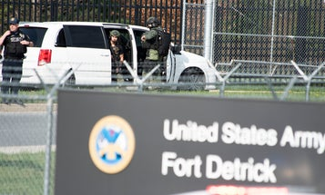 Here's the military record of the Navy corpsman allegedly behind the shooting at Fort Detrick